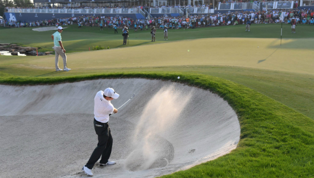Only three players can win this week's European Tour's Race to Dubai