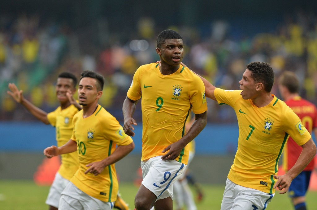 Lincoln starred for Brazil at the recently-completed U17 World Cup in India.