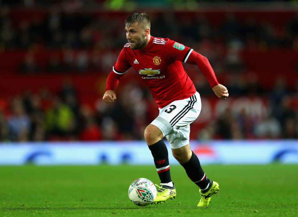 Luke Shaw's United nightmare could be over after this season.