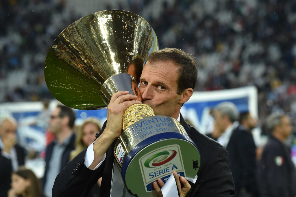 Allegri's resume is as strong as anyone's.