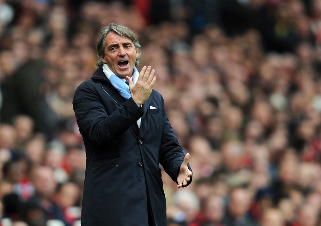 Time for Mancini's redemption?