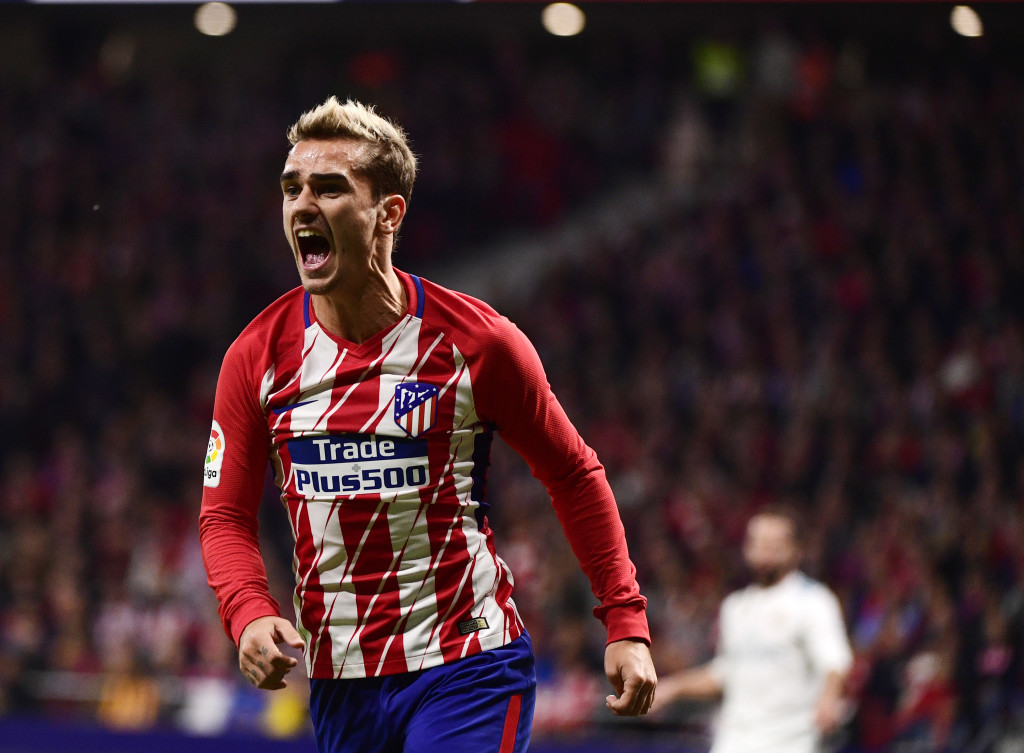 Antoine Griezmann could cross the Madrid divide.