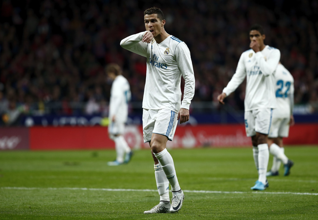 Back Ronaldo to find form soon.