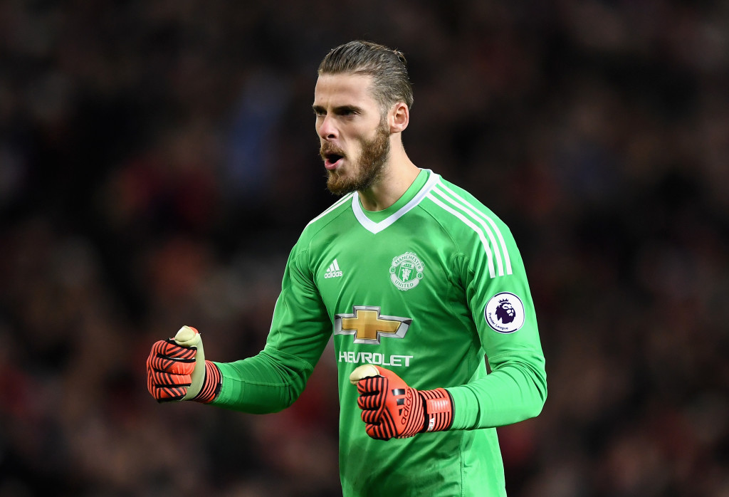 David de Gea's long-running transfer saga with Real Madrid is back.