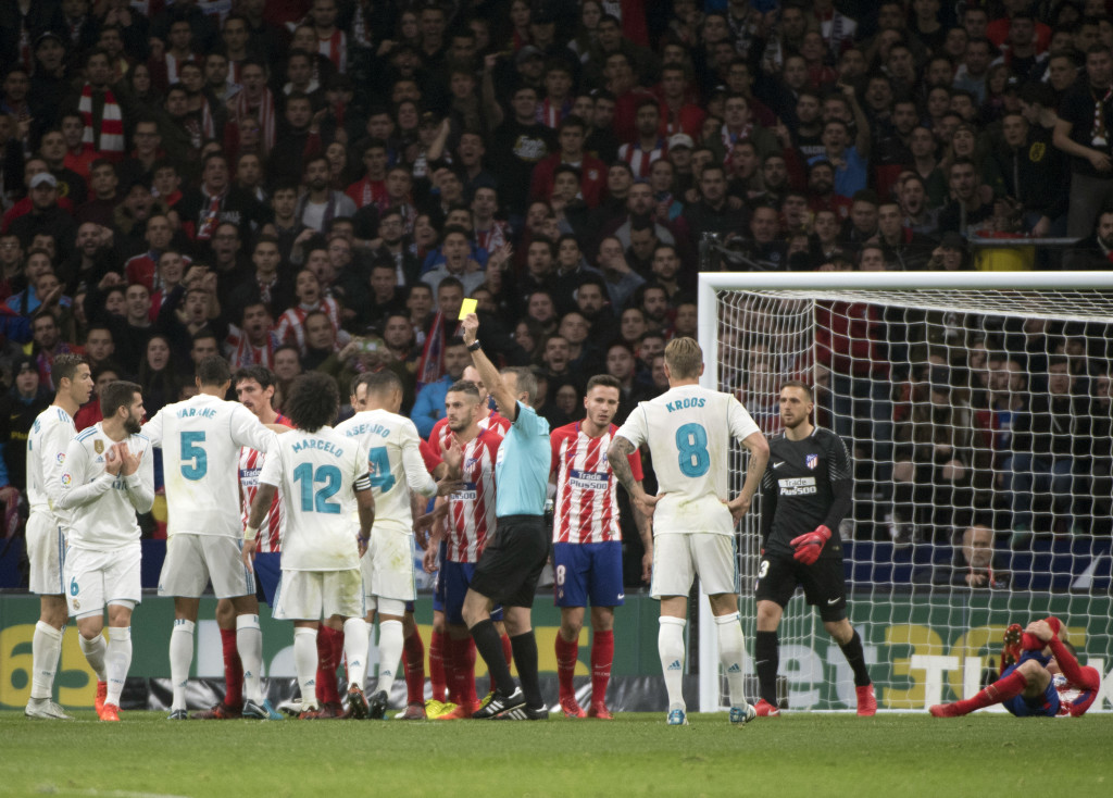 The weekend stalemate against Real Madrid was the latest in a string of draws.