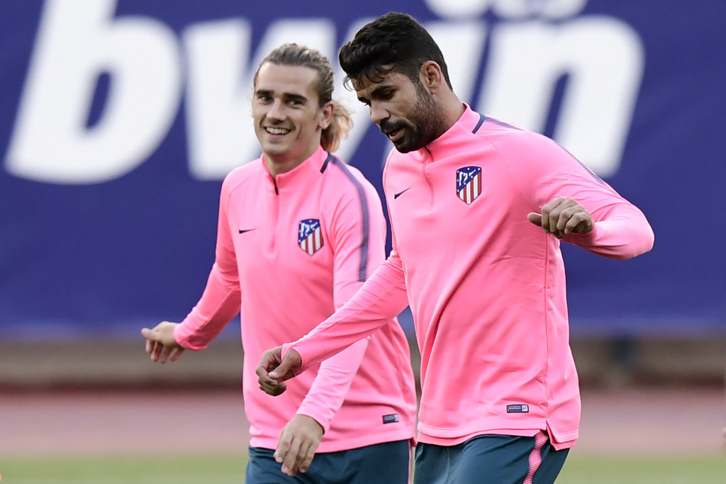 Atletico's goalscoring woes could continue until Diego Costa takes the pitch.