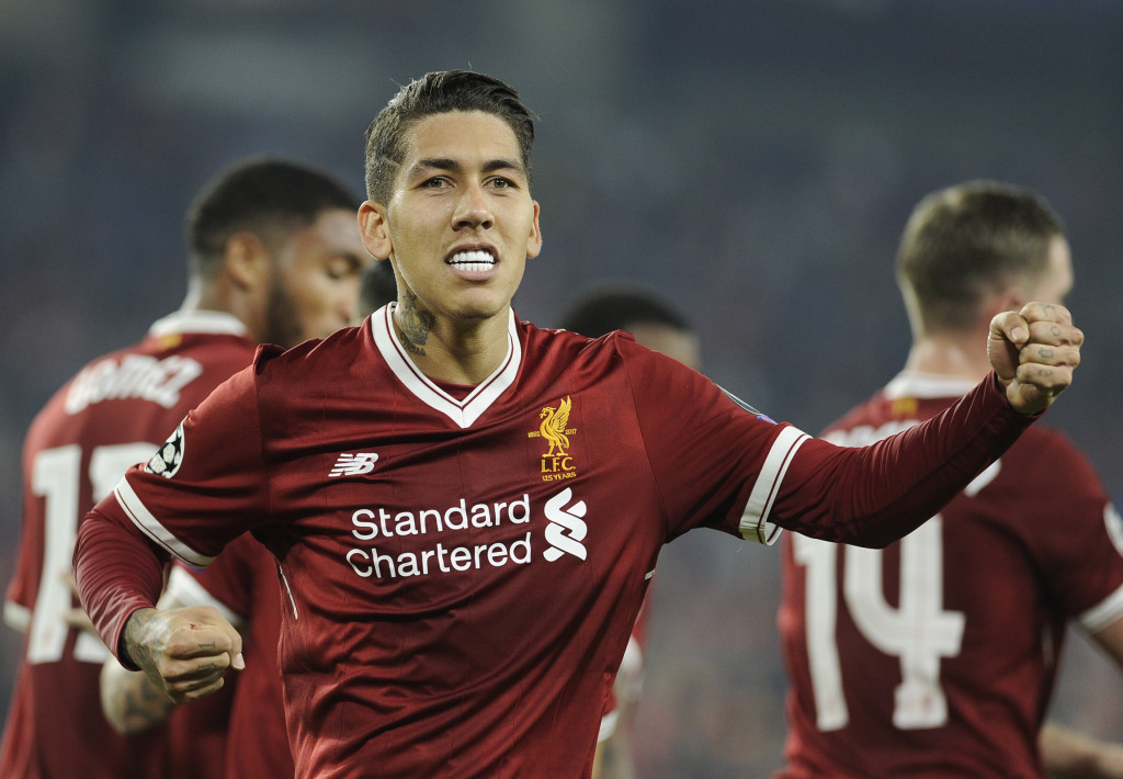 Firmino is developing into the prototypical modern centre-forward.