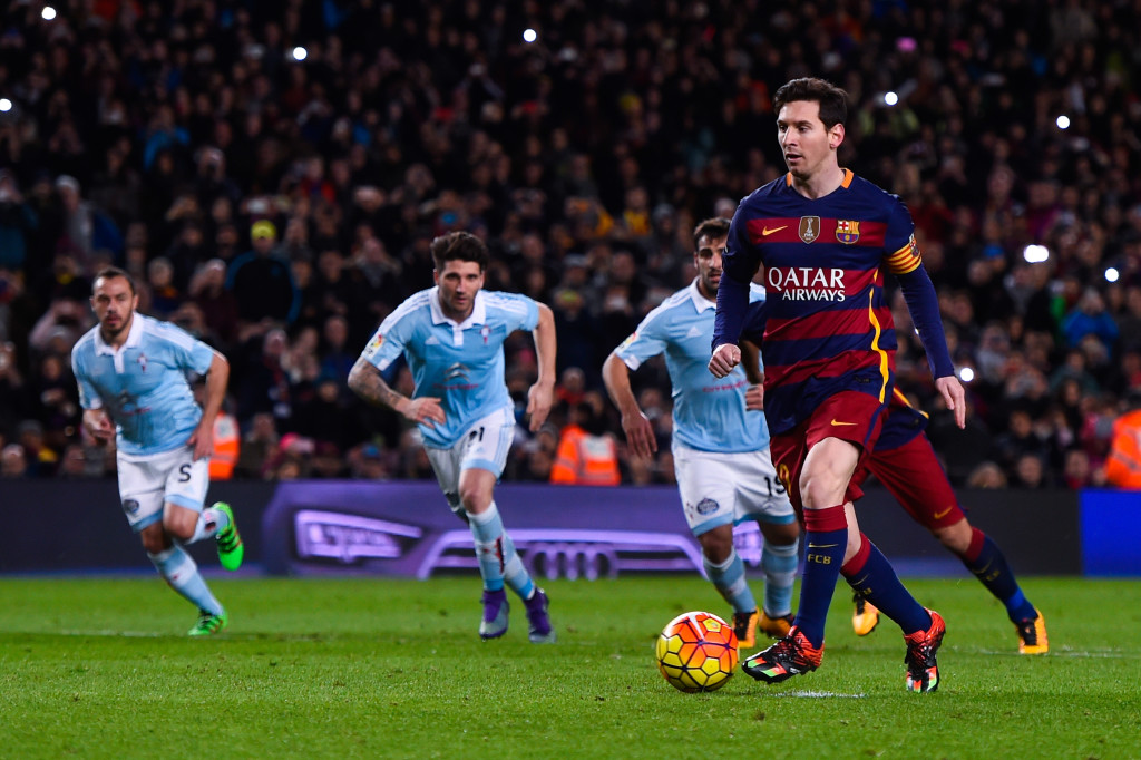Messi, the assist king.
