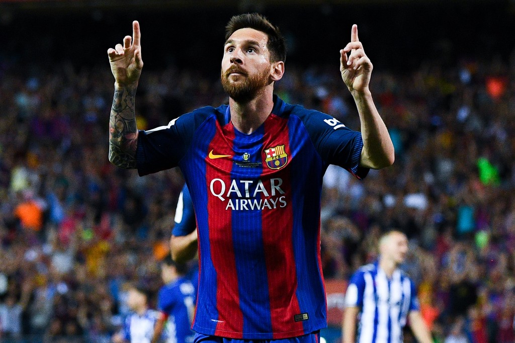 Messi has a €700million release clause, but it's not the biggest in football.