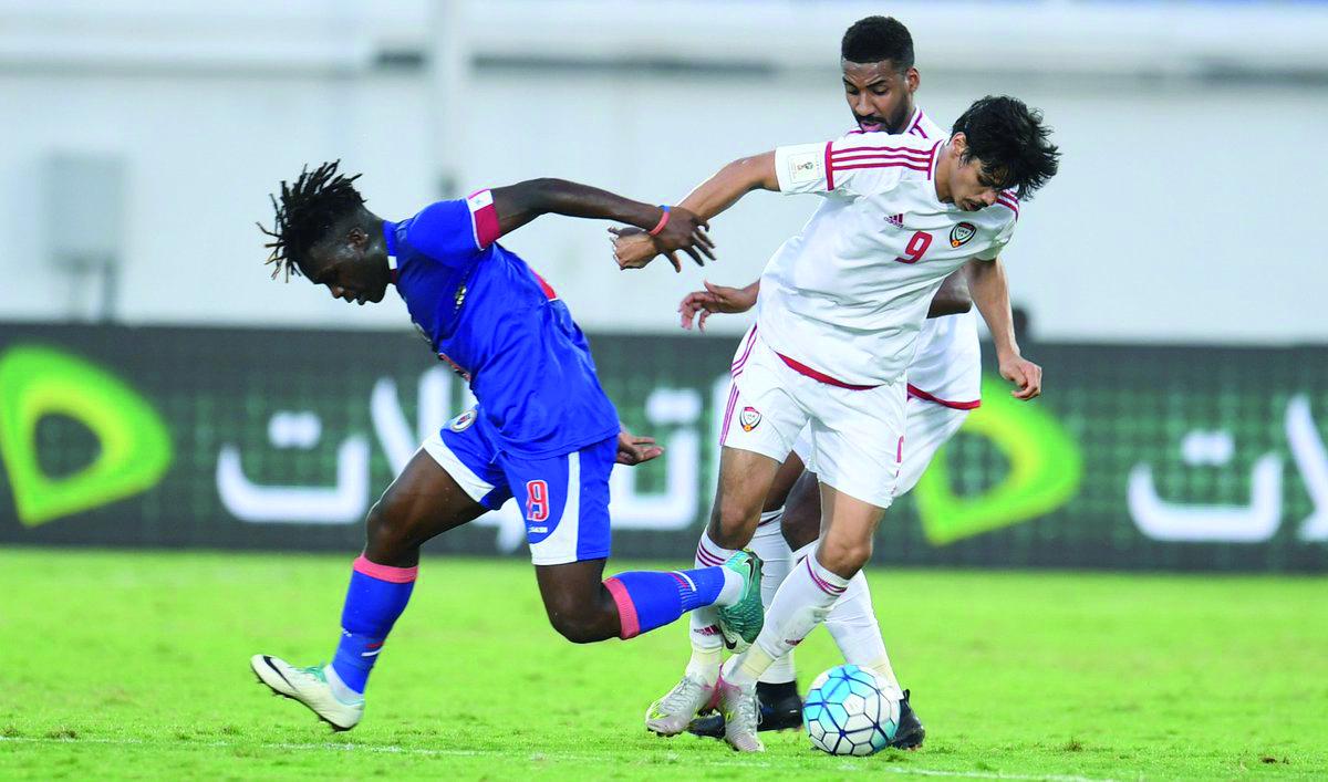 Ahmed Al Attas (c).