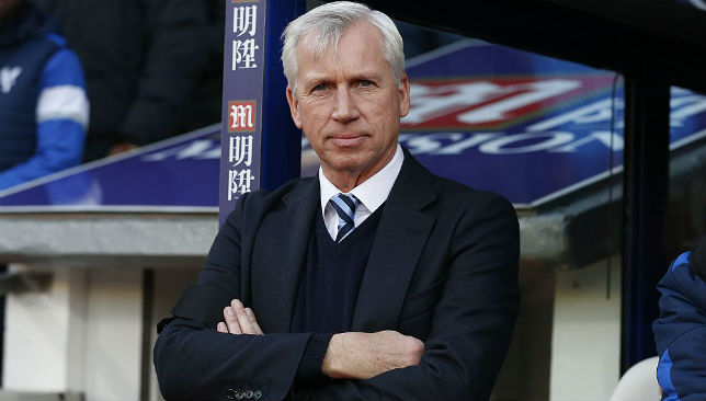 Will have his task cut out: Alan Pardew