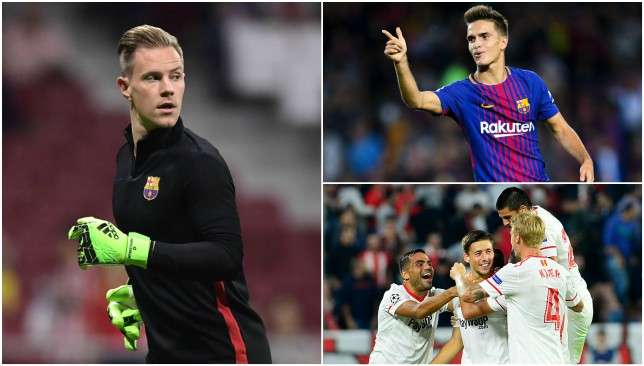 La Liga 17/18 Gameweek 11: Barcelona vs Sevilla - Lineups, Preview and Prediction