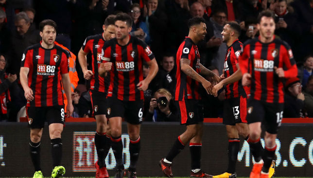 Have registered four wins out of five: Bournemouth