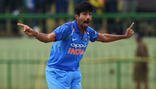 Bumrah injured his right thumb in the Ireland T20s.