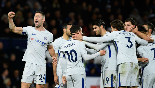 Cruised to a comfortable win against Qarabag: Chelsea
