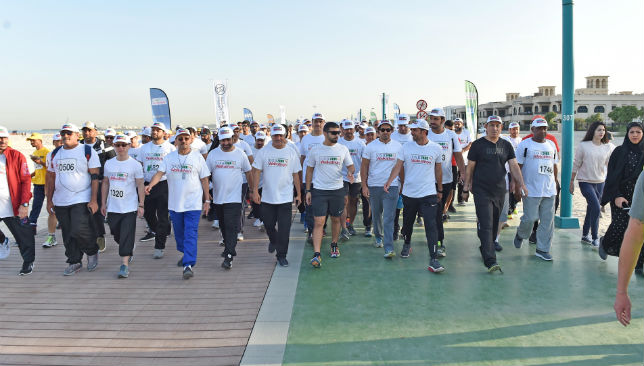 DXB 24HR Walkathon 1