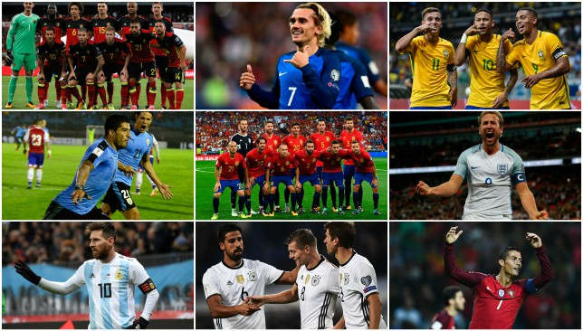 935ef6d9568 Complete team-by-team guide to all the teams featuring at World Cup 2018 -  Photos - Sport360