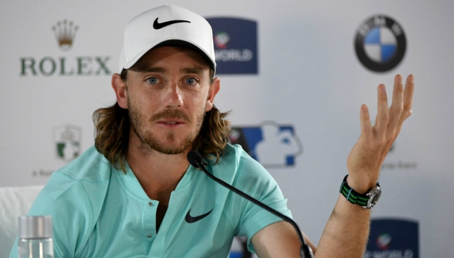 Tommy Fleetwood regains top spot in the Race to Dubai rankings