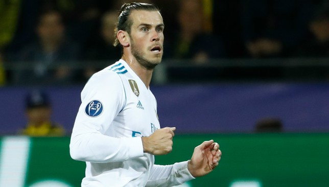 Injury-prone: Bale has not featured since September.