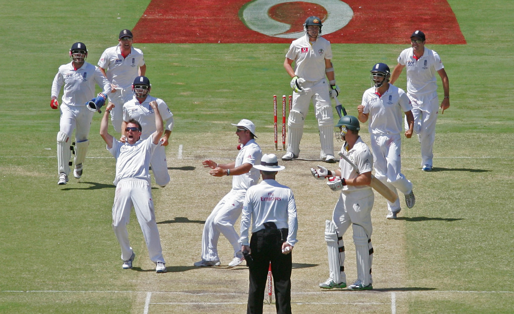 Swann was unplayable as England romped to victory.