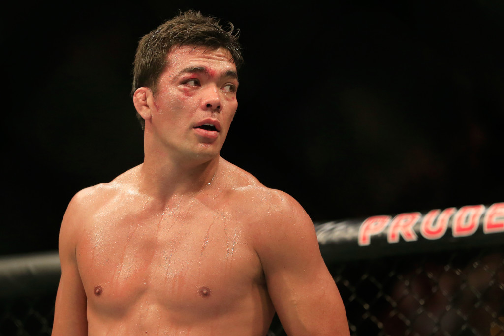 UFC Fight Night: Machida vs Rockhold