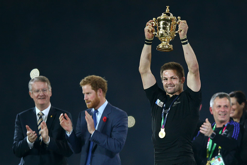 McCaw's retirement has been a big loss for the All Blacks, says Tindall.
