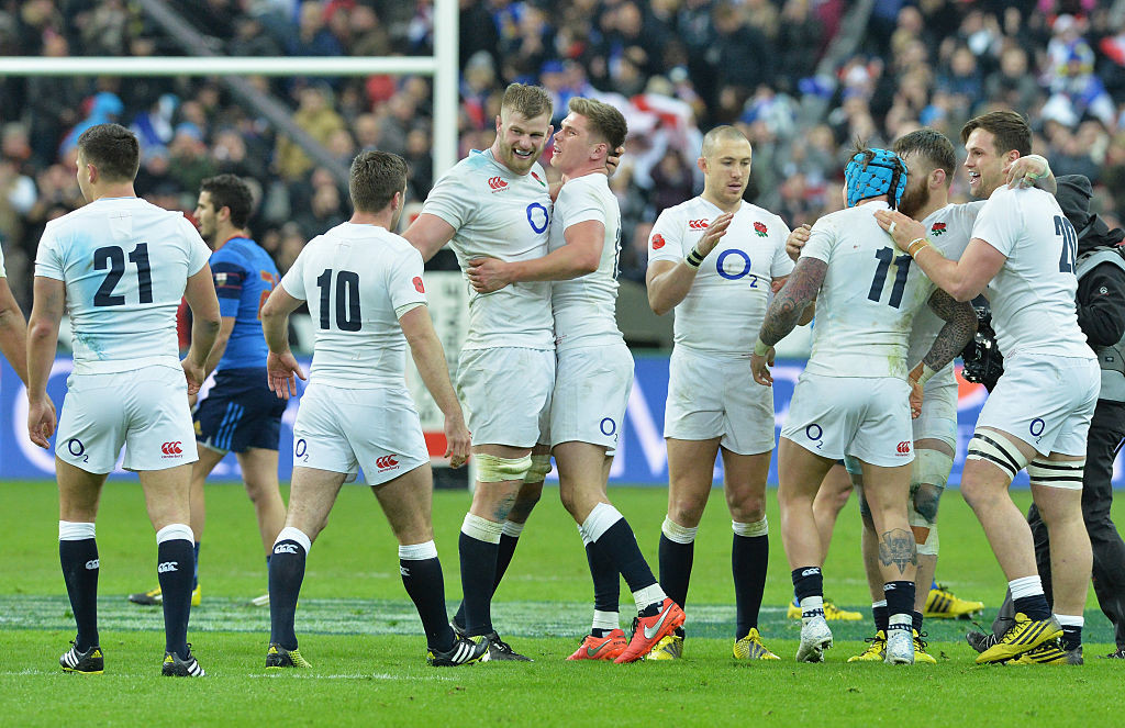 Tindall believes England have their work cut-out in the Six Nations Cup.