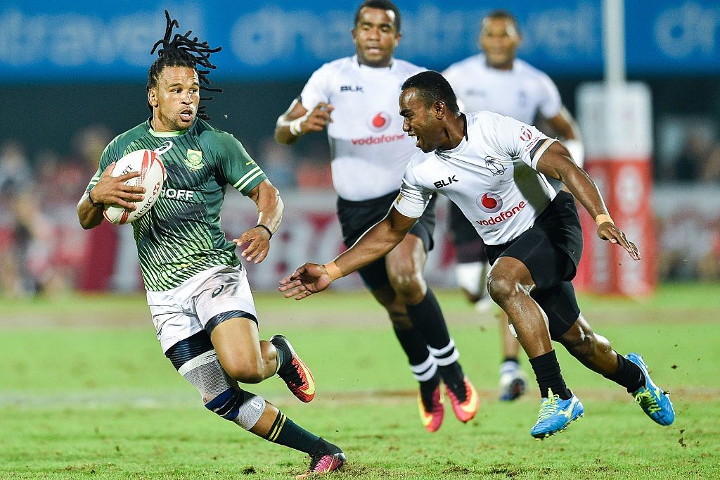 The Blitzbokke are the defending champions in Dubai.