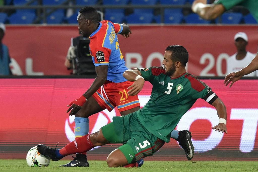 Morocco defender Mehdi Benatia