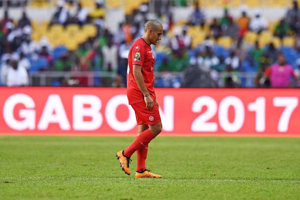 Tunisia's midfielder Wahbi Khazri