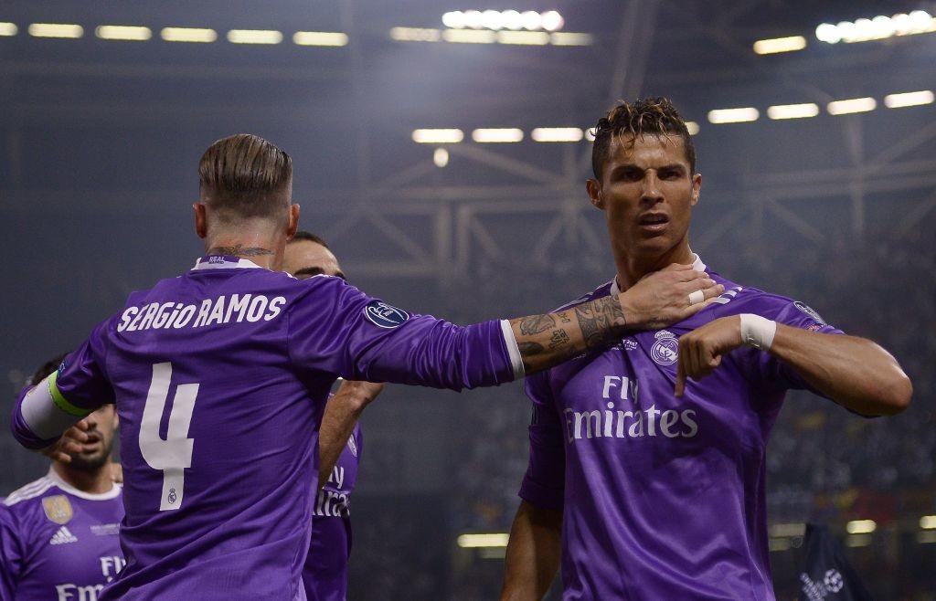 Ronaldo had suggested the Madrid miss Morata, Pepe and co.