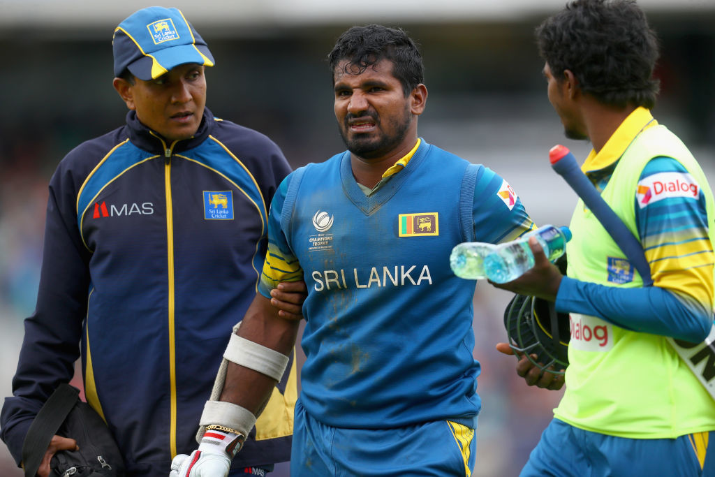 Young gun Kusal Mendis was also declared fit for the India series.