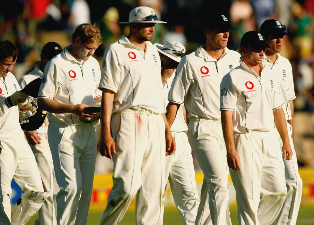 England let slip a big advantage to succumb to an infamous defeat.