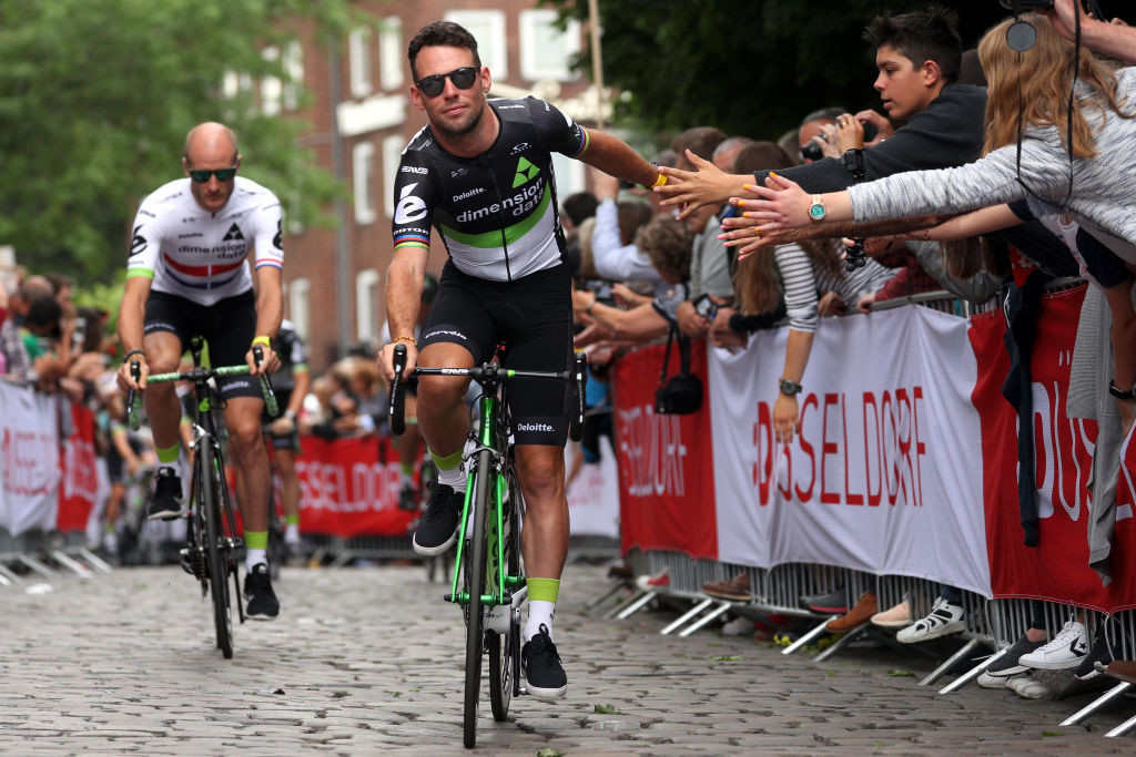 Cavendish has 34 Tour De France stage wins to his name.