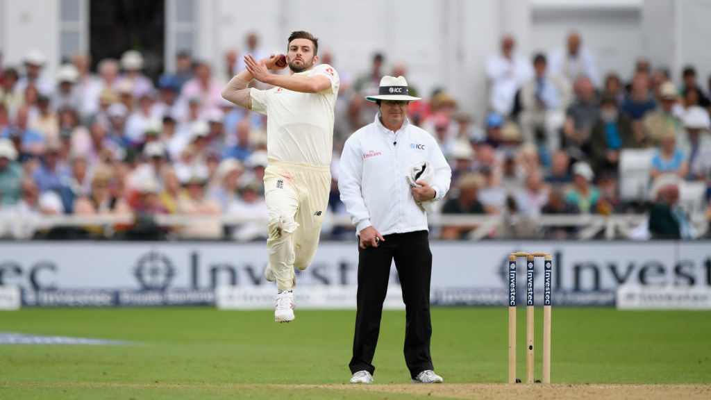 Mark Wood presents the most experienced alternative to Ball.
