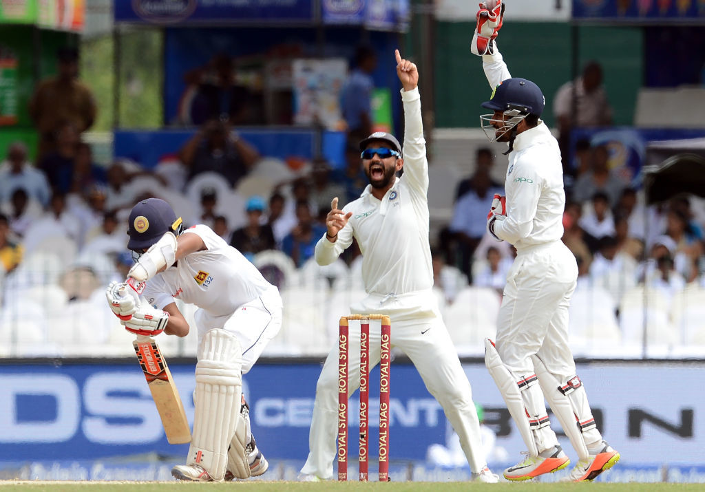 India has whitewashed Sri Lanka in all formats two months back.