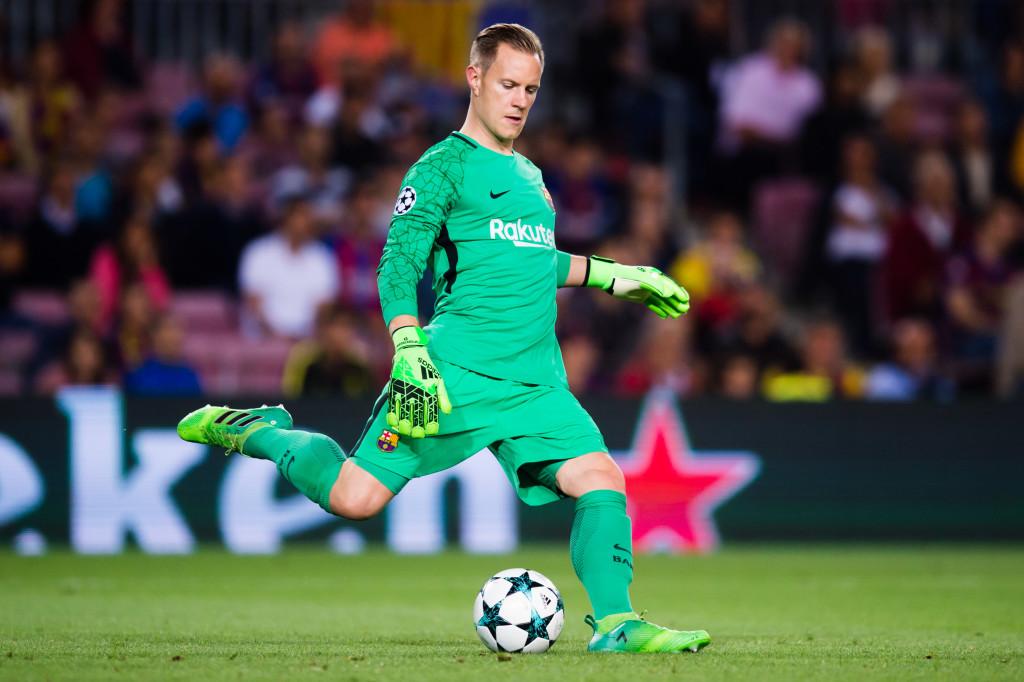 Ter Stegen has been Barca's outstanding player this season