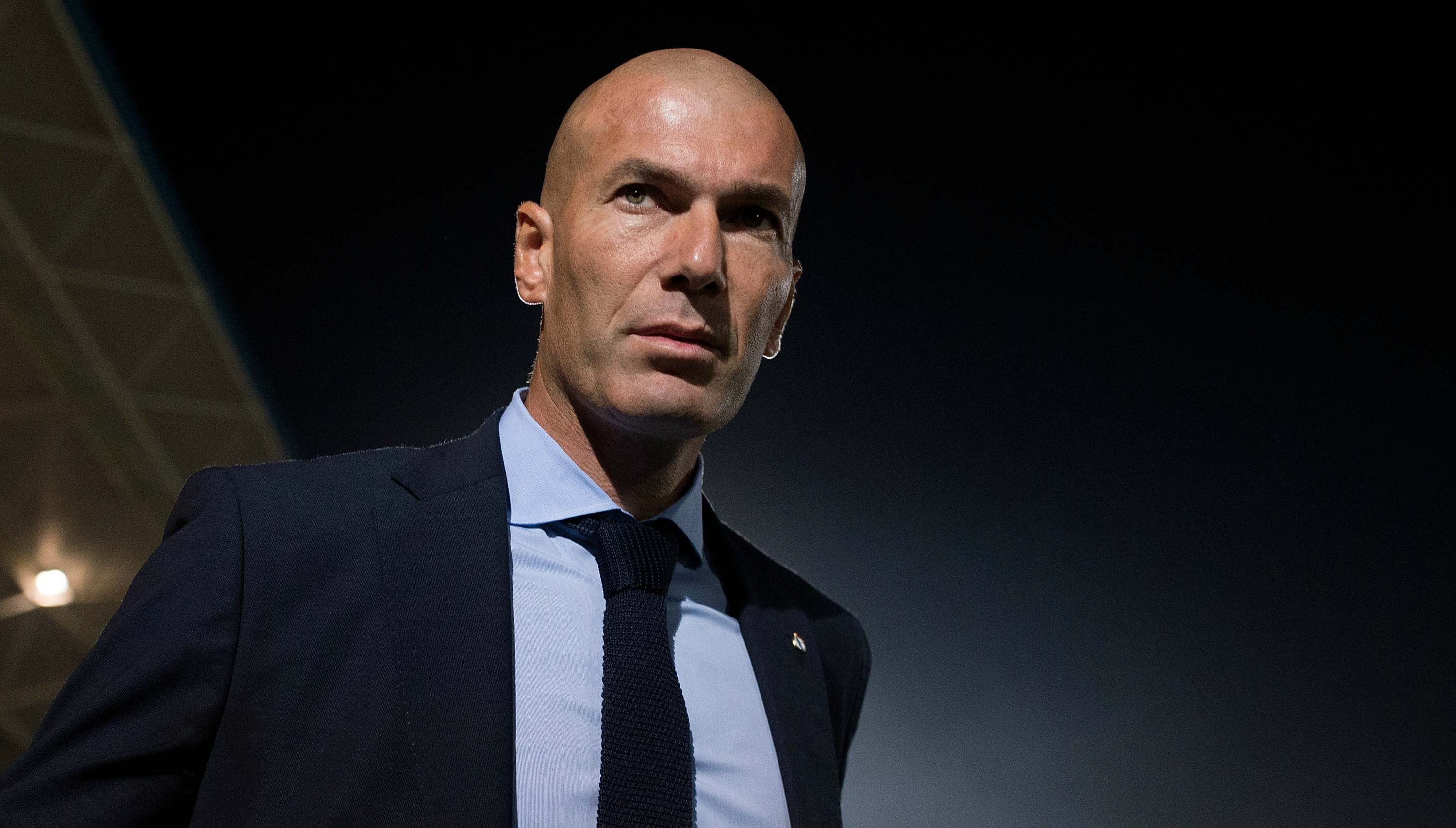 Real Madrid should trust Zinedine Zidane to put things right, just like he did the last time his ...
