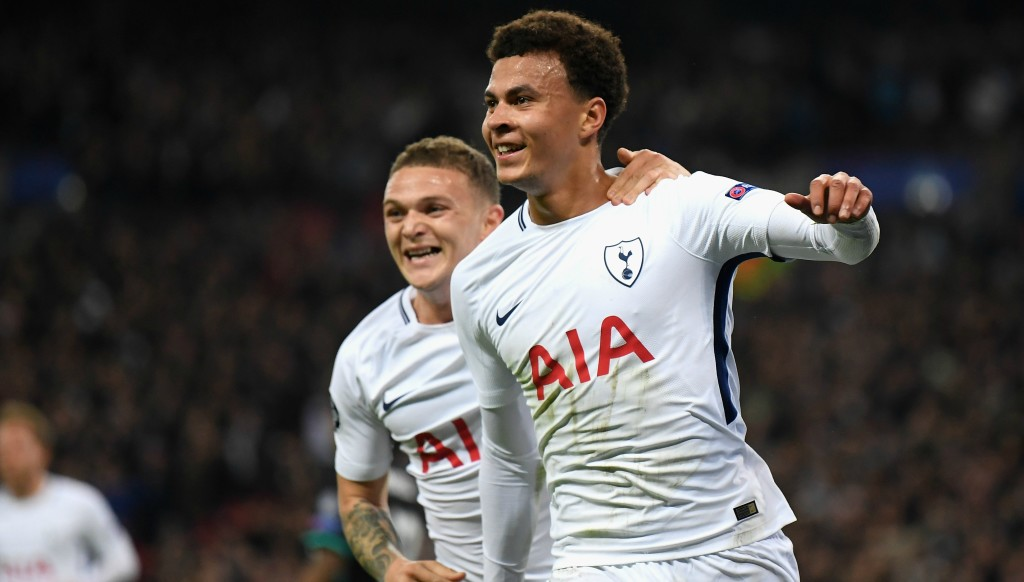 Alli KOs Madrid as he celebrates his first in win over Real