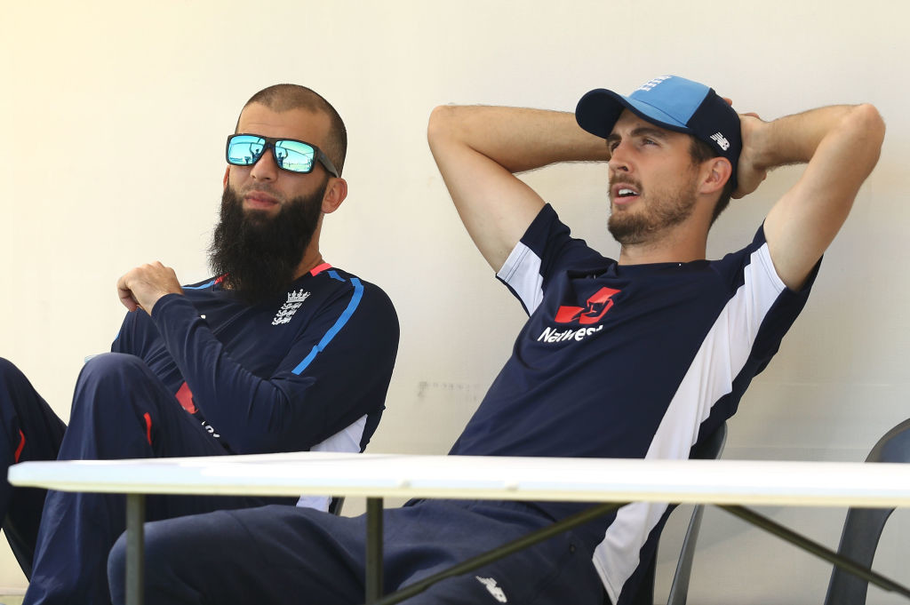Moeen Ali is carry an injury while Steve Finn's Ashes tour is over.