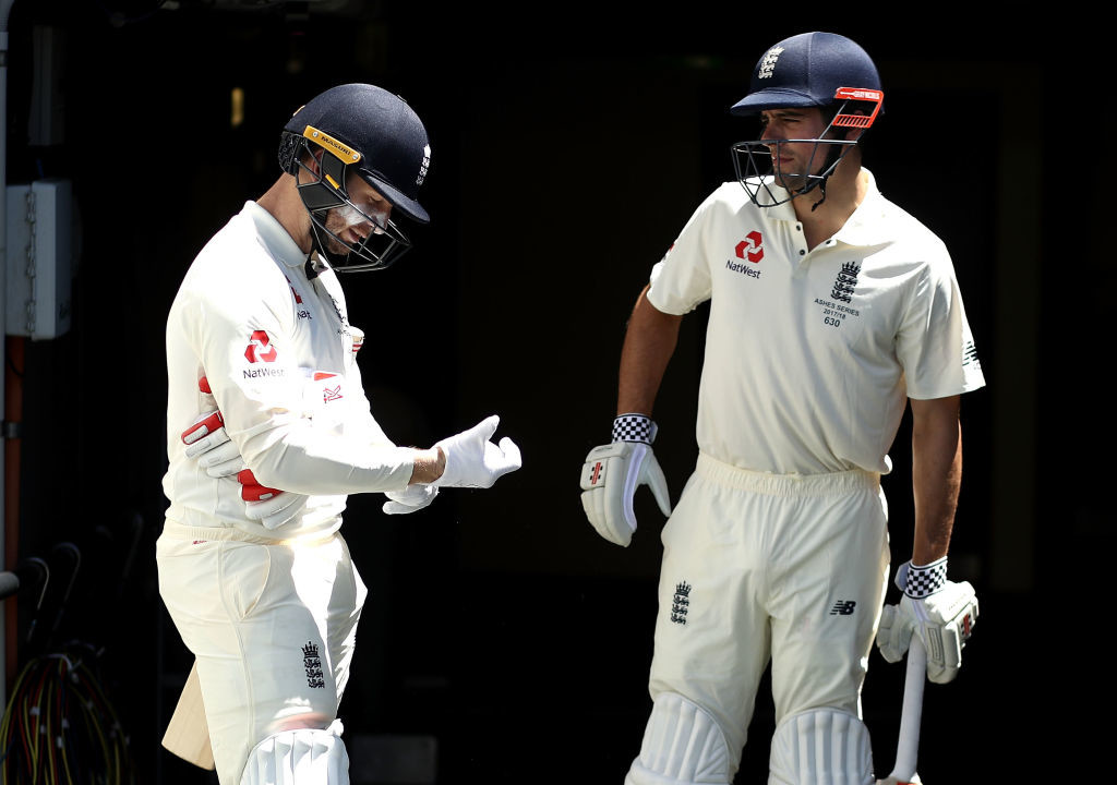 Stoneman said that Alastair Cook's lack of runs was not a concern.