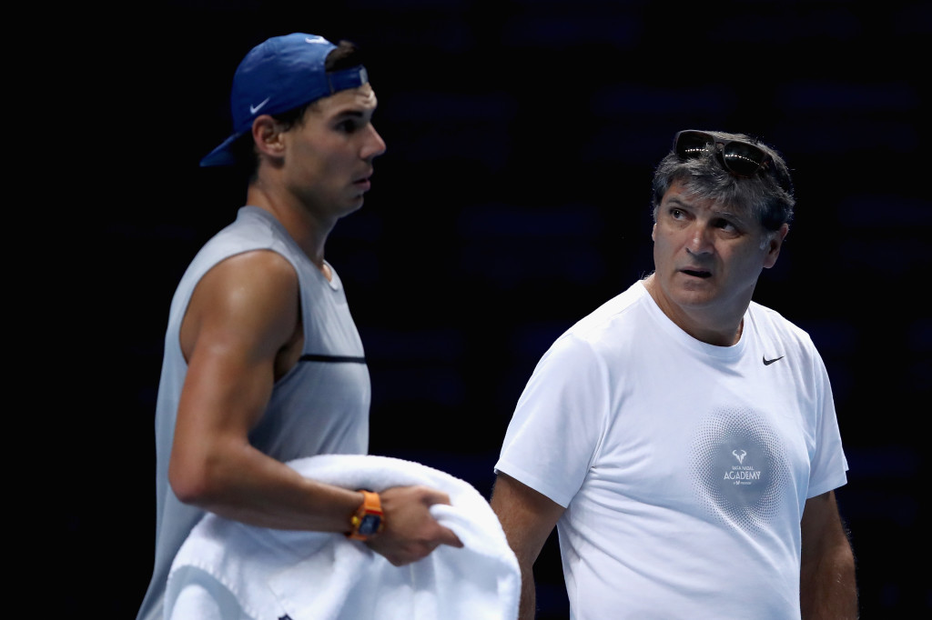 Nadal withdraws from ATP Finals after loss to Goffin