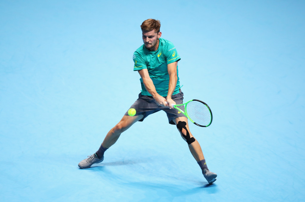 Big win for David Goffin.
