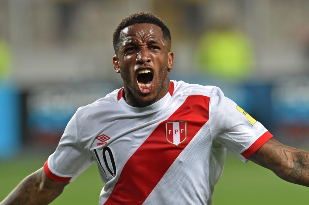 Peru's Jefferson Farfan