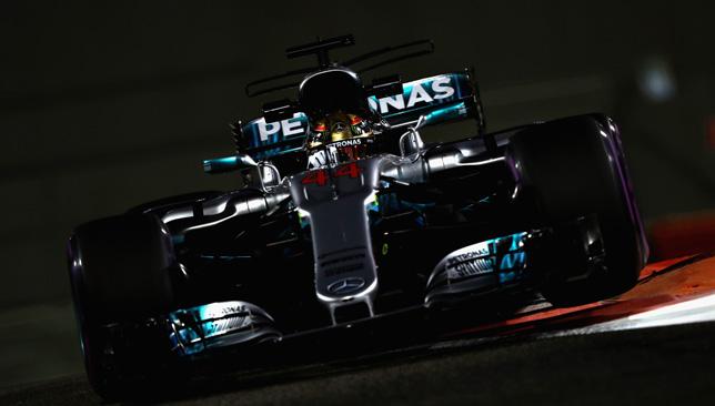 Abu Dhabi 'doesn't suit' F1 cars — Hamilton