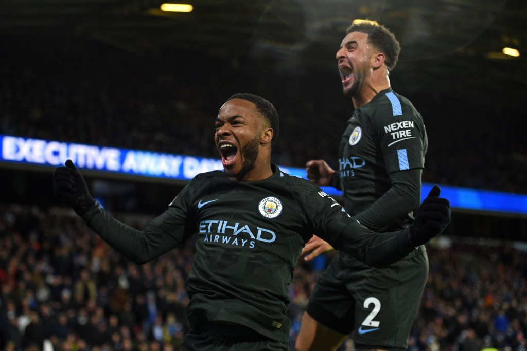 Sterling has the last laugh with a crucial winner