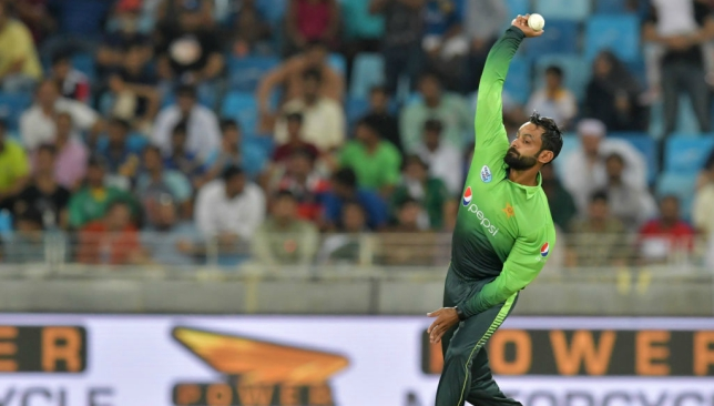 Hafeez suspended over illegal bowling action