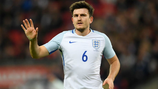 Harry Maguire is said to be interesting Man United.