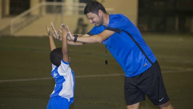 Challenge yourself: Family-filled football fun at IFA.
