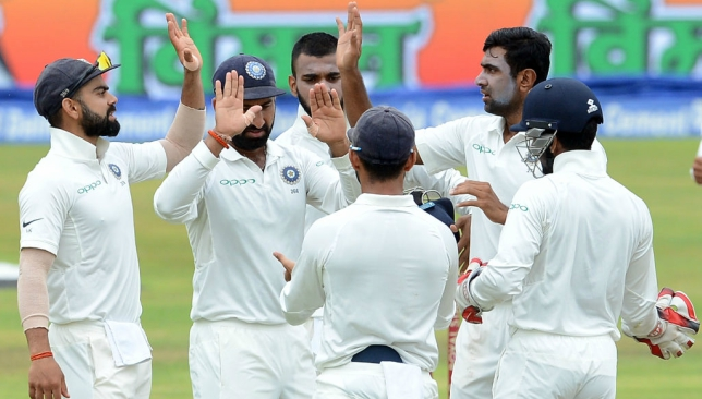 India 312-2 at close, lead Sri Lanka by 107 runs
